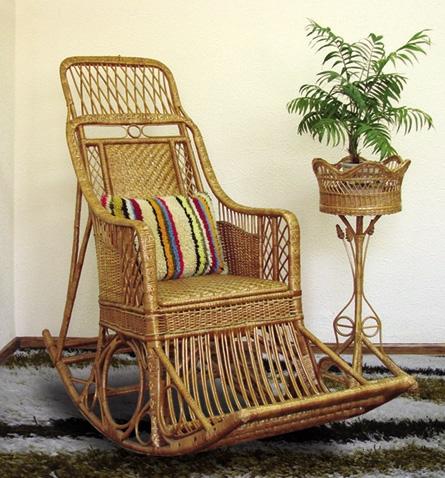 плетёная мебель лозы. плетёная из лозы мебель